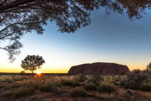 Światła pod Uluru Biuro podróży Goforworld by Kuźniar