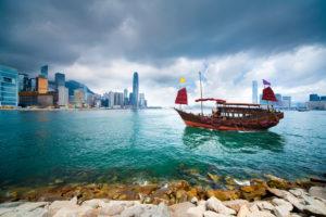 Jazda po Hongkongu Biuro podróży Goforworld by Kuźniar
