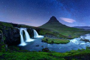 Islandzka noc Biuro podróży Goforworld by Kuźniar