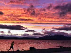 Patagonia - płonące niebo Biuro podróży Goforworld by Kuźniar