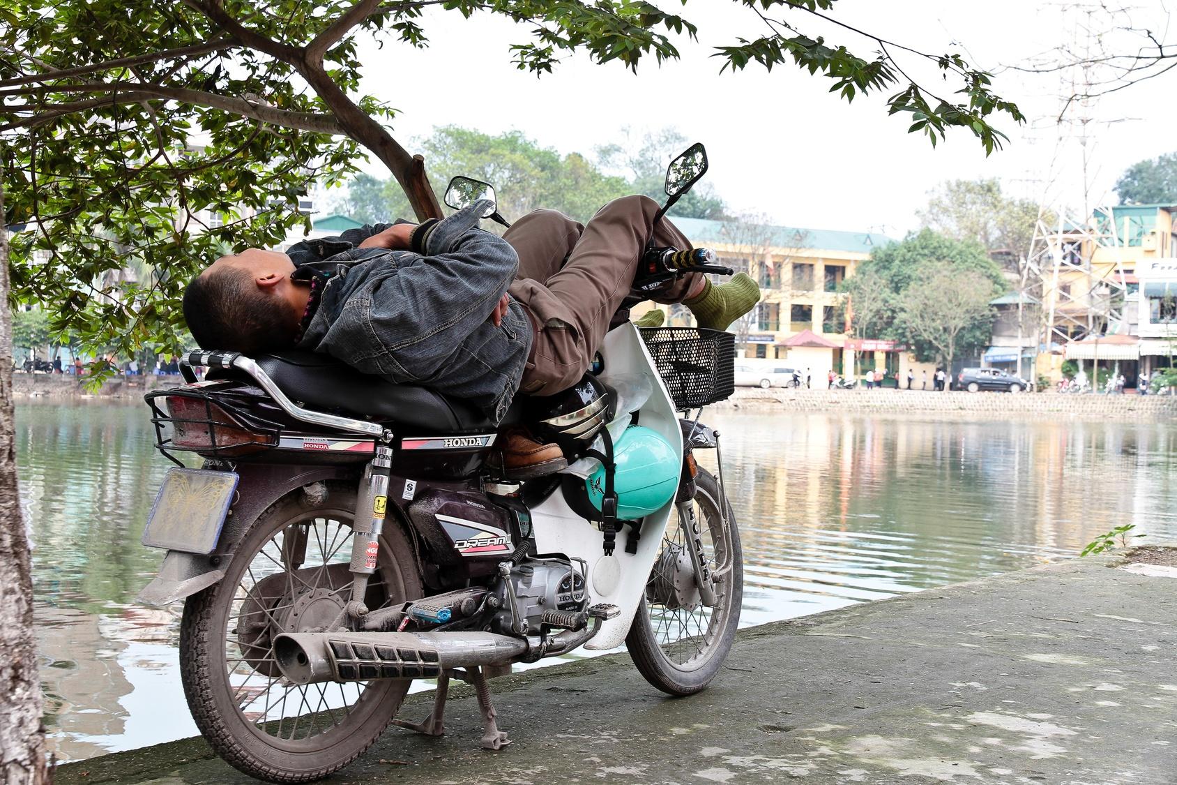 Skutery Hanoi Biuro podróży Goforworld by Kuźniar