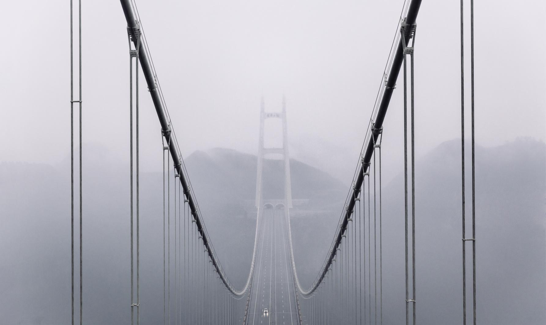 Most nad wąwozem Biuro podróży Goforworld by Kuźniar