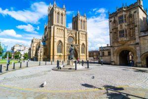 Bristol Biuro podróży Goforworld by Kuźniar