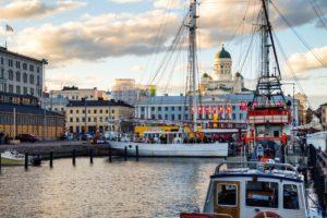 Helsinki, miasto spokoju Biuro podróży Goforworld by Kuźniar