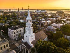 Charleston Biuro podróży Goforworld by Kuźniar