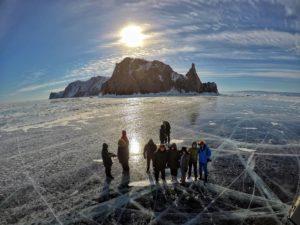 Na grubym lodzie Biuro podróży Goforworld by Kuźniar