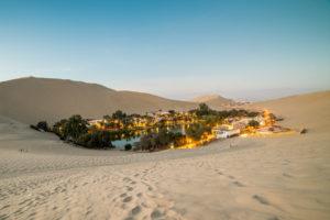 Oaza Huacachina Biuro podróży Goforworld by Kuźniar