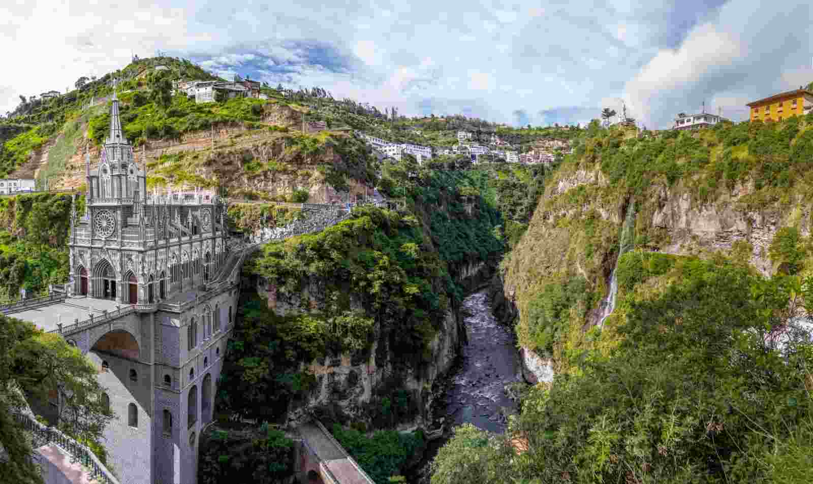 Bazylika Las Lajas Biuro podróży Goforworld by Kuźniar