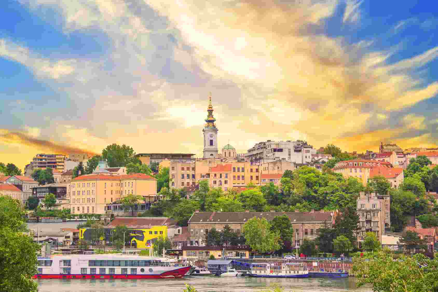 Belgrad Biuro podróży Goforworld by Kuźniar