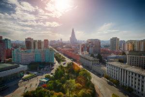 Pjongjang odkryty Biuro podróży Goforworld by Kuźniar