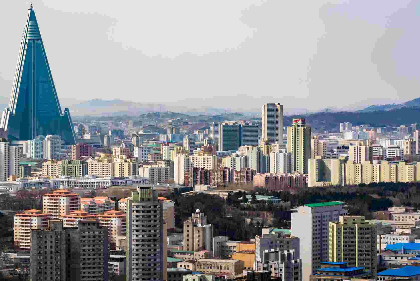 Loty z Pjongjangu Biuro podróży Goforworld by Kuźniar