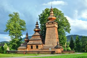 Szlak Architektury Drewnianej | TOP 8 Biuro podróży Goforworld by Kuźniar