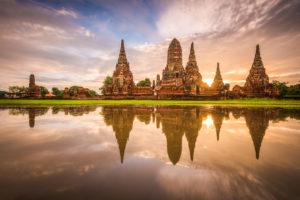 Świątynie Ajutthaji | TOP 5 Biuro podróży Goforworld by Kuźniar