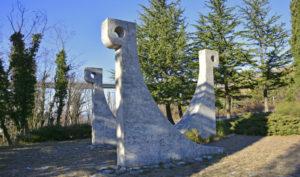 Monumenty Jugosławii Biuro podróży Goforworld by Kuźniar