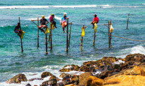 Ostatni rybacy na Sri Lance Biuro podróży Goforworld by Kuźniar
