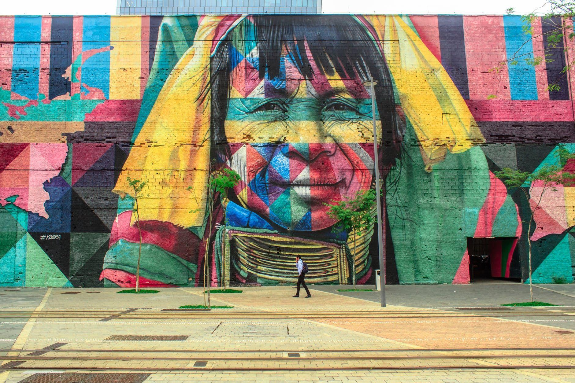 Murale z Bogoty Biuro podróży Goforworld by Kuźniar