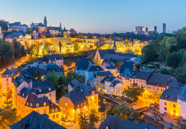 Bezpłatna komunikacja w Luksemburgu Biuro podróży Goforworld by Kuźniar