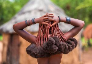 W zgodzie z tradycją. Namibia Biuro podróży Goforworld by Kuźniar