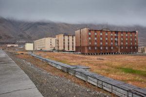 Pyramiden - opuszczona osada na Spitsbergen Biuro podróży Goforworld by Kuźniar