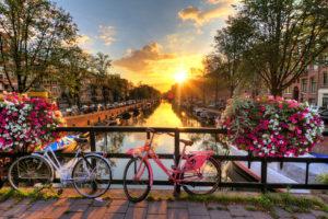 Amsterdam (tylko) dla rowerzystów Biuro podróży Goforworld by Kuźniar