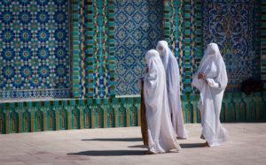 Dziennikarka z Afganistanu Biuro podróży Goforworld by Kuźniar
