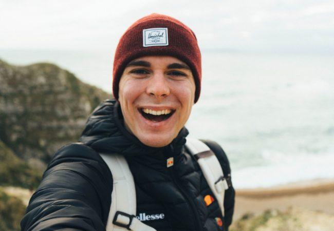 Selfie na Islandii Biuro podróży Goforworld by Kuźniar
