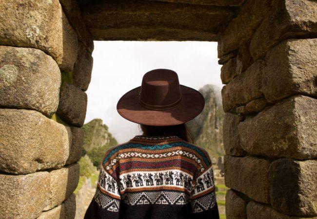 Machu Picchu zdewastowane Biuro podróży Goforworld by Kuźniar
