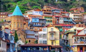 Tbilisi na dwa fronty Biuro podróży Goforworld by Kuźniar