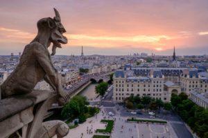 Notre Dame - co się wydarzy tej wiosny? Biuro podróży Goforworld by Kuźniar