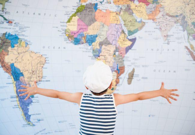 Lekcje geografii LIVE dla wszystkich! Biuro podróży Goforworld by Kuźniar