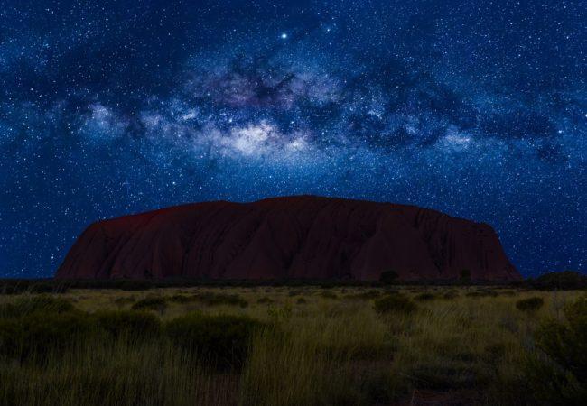 Droga Mleczna nad Australią Biuro podróży Goforworld by Kuźniar