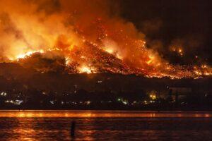 Kalifornia płonie - co możemy zrobić? Biuro podróży Goforworld by Kuźniar