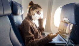 W samolocie ryzyko zarażenia jest znikome. Dlaczego? Biuro podróży Goforworld by Kuźniar