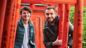 Rodzina w Japonii Biuro podróży Goforworld by Kuźniar