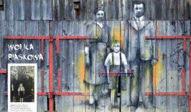 Niezwykłe murale na podkarpaciu Biuro podróży Goforworld by Kuźniar