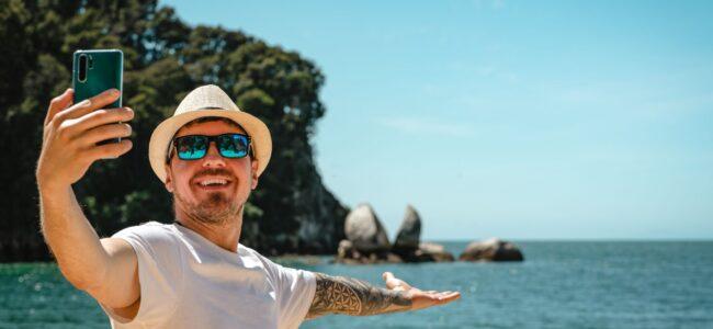 Fotka na Insta w Nowej Zelandii Biuro podróży Goforworld by Kuźniar