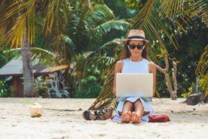 Pracuj zdalnie i korzystaj z benefitów Biuro podróży Goforworld by Kuźniar