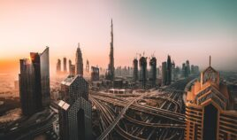 Dubaj. Miasto pustyni Biuro podróży Goforworld by Kuźniar
